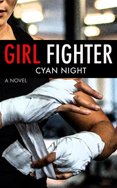 Girl Fighter by Cyan Night