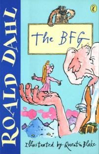 The BFG by Roald Dahl