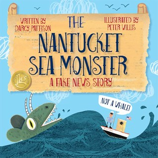 The Nantucket Sea Monster by Darcy Pattison