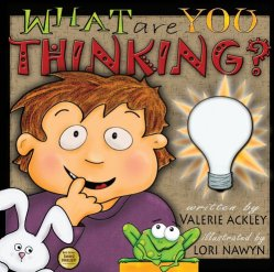 What are You Thinking by Valerie Ackley