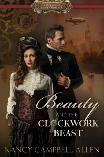 Beauty and Clockwork Beast COVER