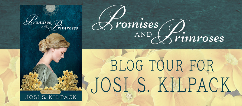 Promises and Primroses Blog Tour