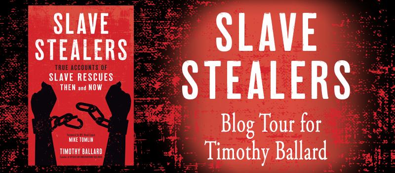 Slave Stealers Blog Tour