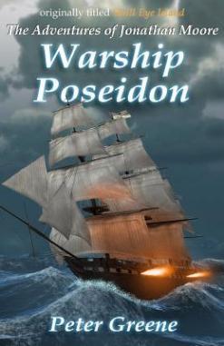 Warship Poseidon by Peter Greene