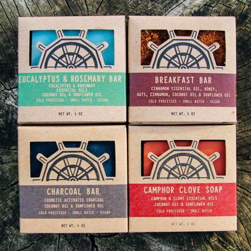 Benson Soap Mill's Soap