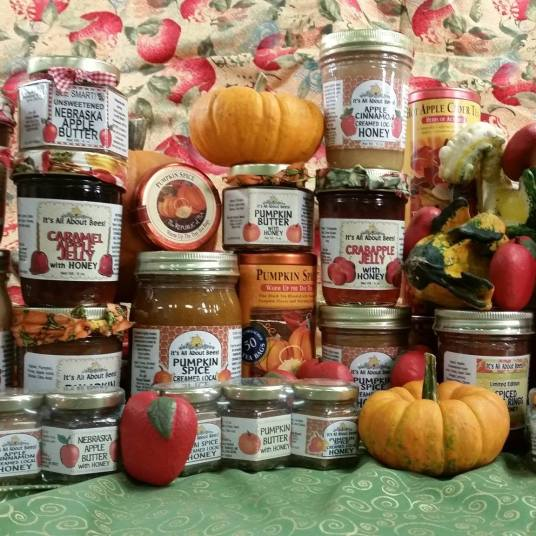 All About Bee's canned goods