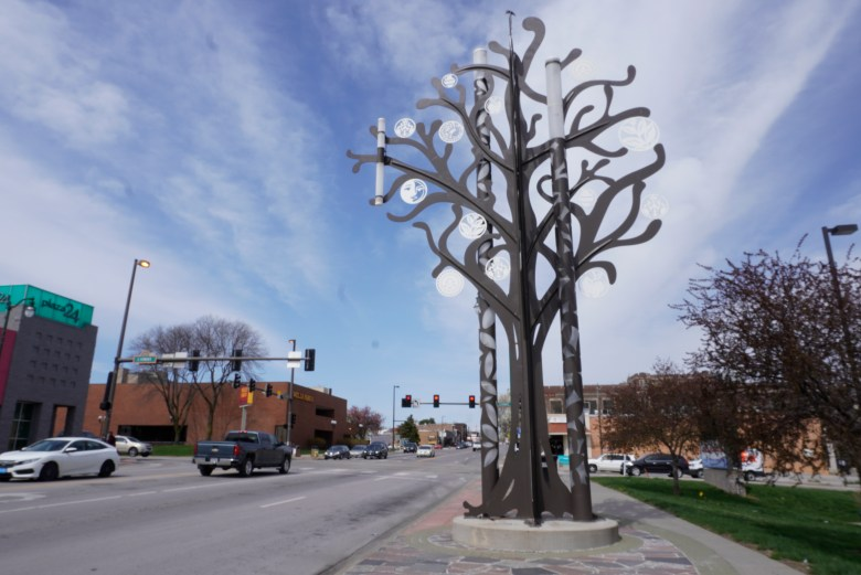 The Tree of Life in South Omaha