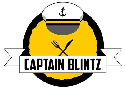 Captain Blintz Food Truck