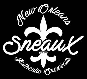 New Orleans Sneaux Food Truck