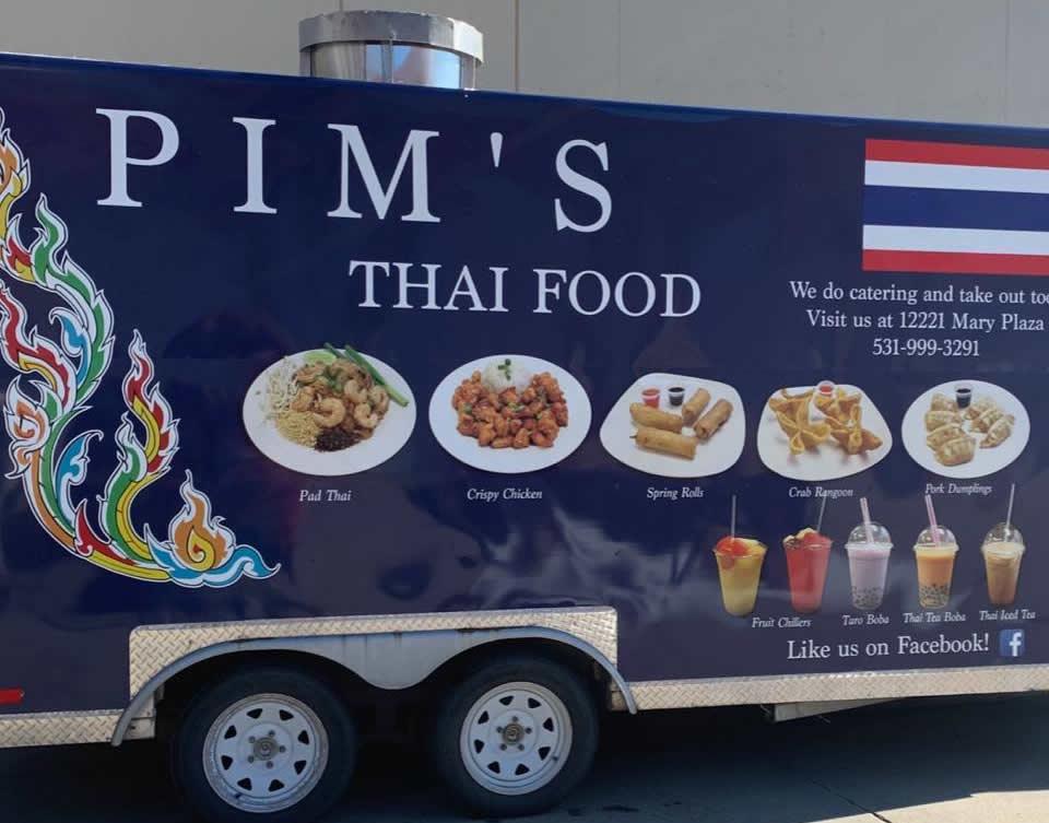 Pim's Thai Food Truck