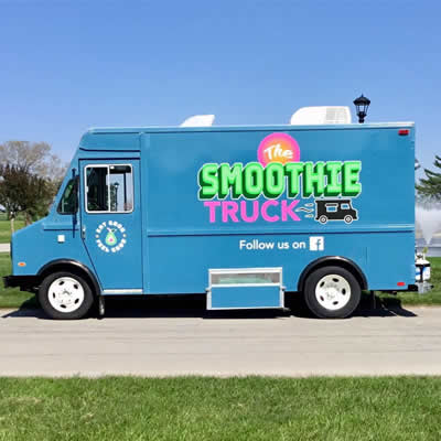 The Smoothie Truck