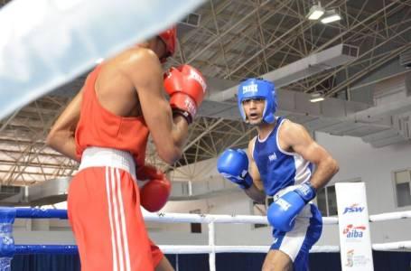 Hariyana Boxer Akash Kumar