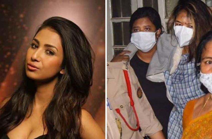 Guwahati accident case: model Rajkanya Baruah re-arrested