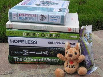 Mailbox Monday 36 books