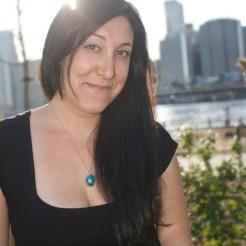 Author Jocelyn Davies