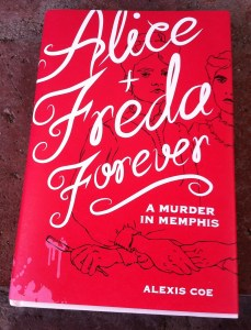 alice + freda forever book cover