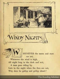 Windy Nights | thereadingmother.net