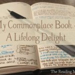 My Commonplace Book – A Lifelong Delight