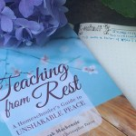 Teaching From Rest: A Review