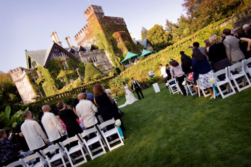 Castle Wedding, Hatley Park, X-Men Mansion