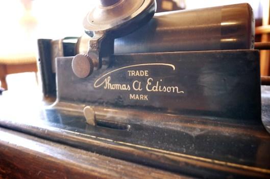 Cape Breton, Mabou, Mabou Community Centre, Vintage Phonograph