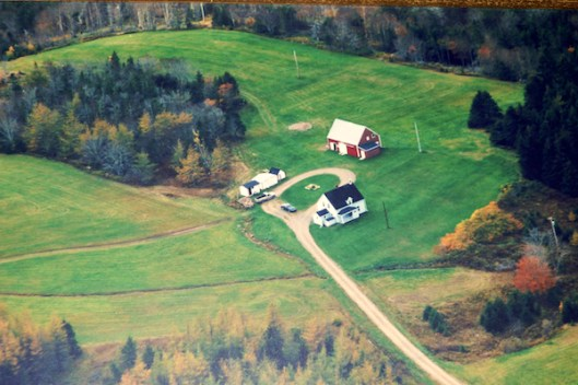 Cape Breton, Judique, Old Farm, Old Farm House
