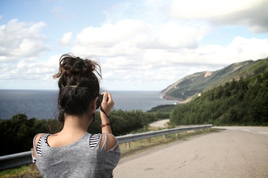 Cape Breton, The Cabot Trail, Nova Scotia Coastline