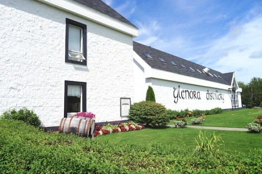 Cape Breton, Glenora Distillery