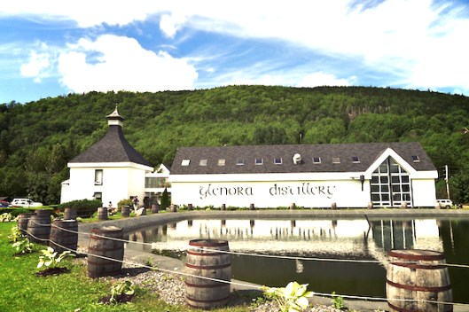 Cape Breton, Glenora Distillery, Nova Scotia Travel, Photography