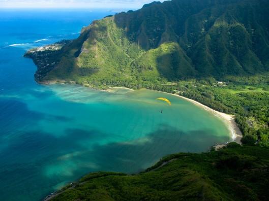 Kahana State Beach Park, Kahana Bay, Kahana Beach Hawaii