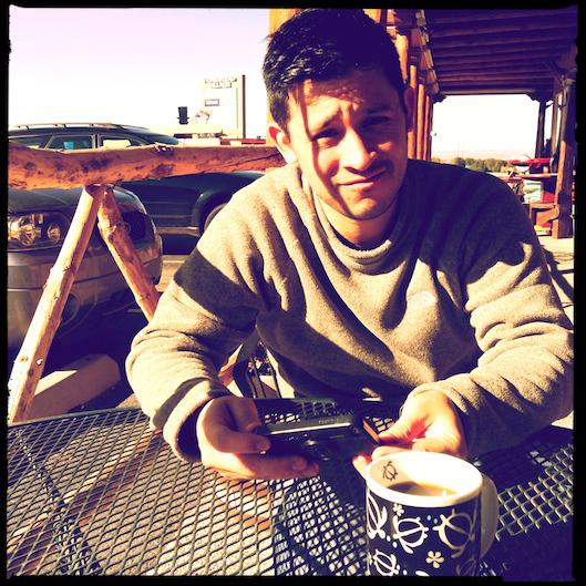Placitas Cafe, Placitas New Mexico, Coffee date, Husby