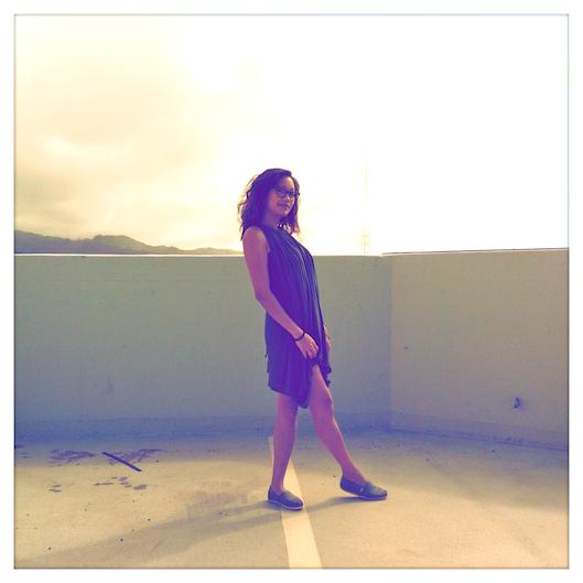OOTD, Hawaii Style, Emami Limitless Dress, Convertible Dress