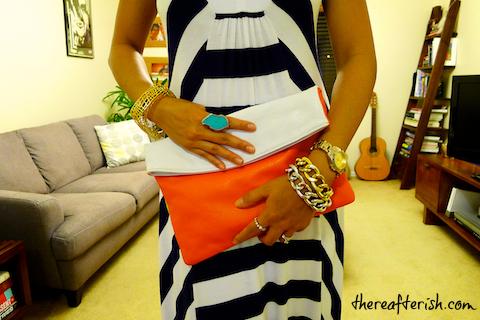 hereafterish, ootd, ella moss, striped maxi dress, hawaii street style
