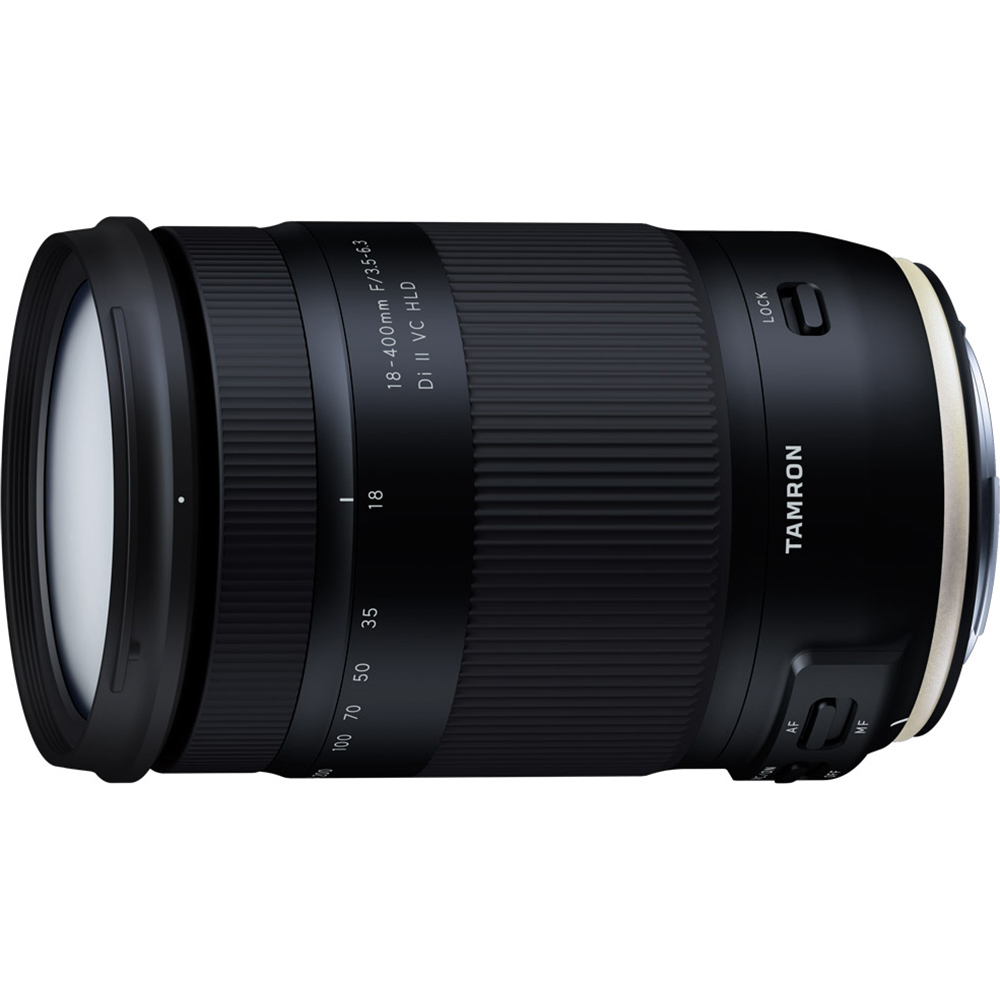 Tamron 18-400mm f/3.5-6.3 Di II VC HLD All-In-One Zoom Lens for Canon Mount 725211028017   eBay