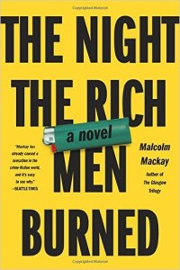 The Night The Rich Men Birned