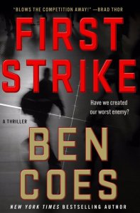 Ben Coes First Strike