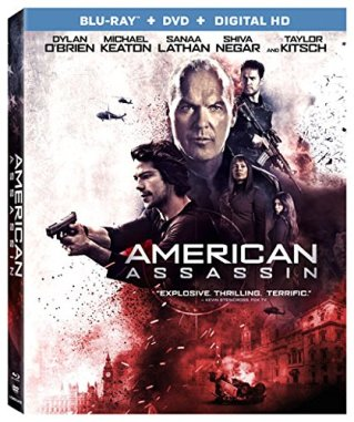 American Assassin' Blu-Ray Special Features Review – The