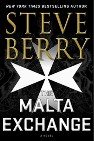The Malta Exchange steve berry