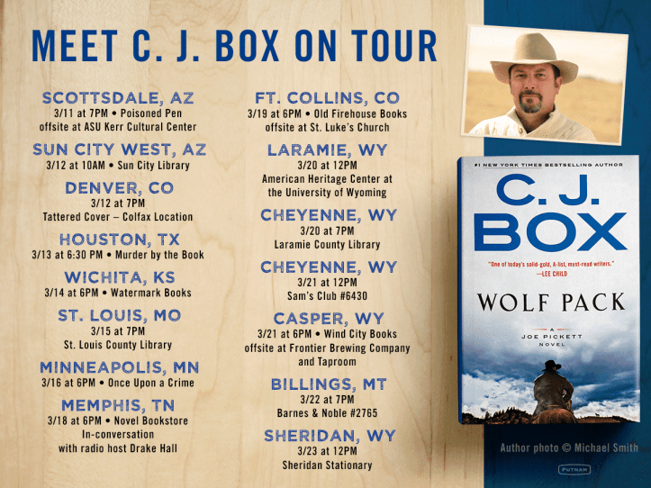 CJ Box Wold Pack book tour.png
