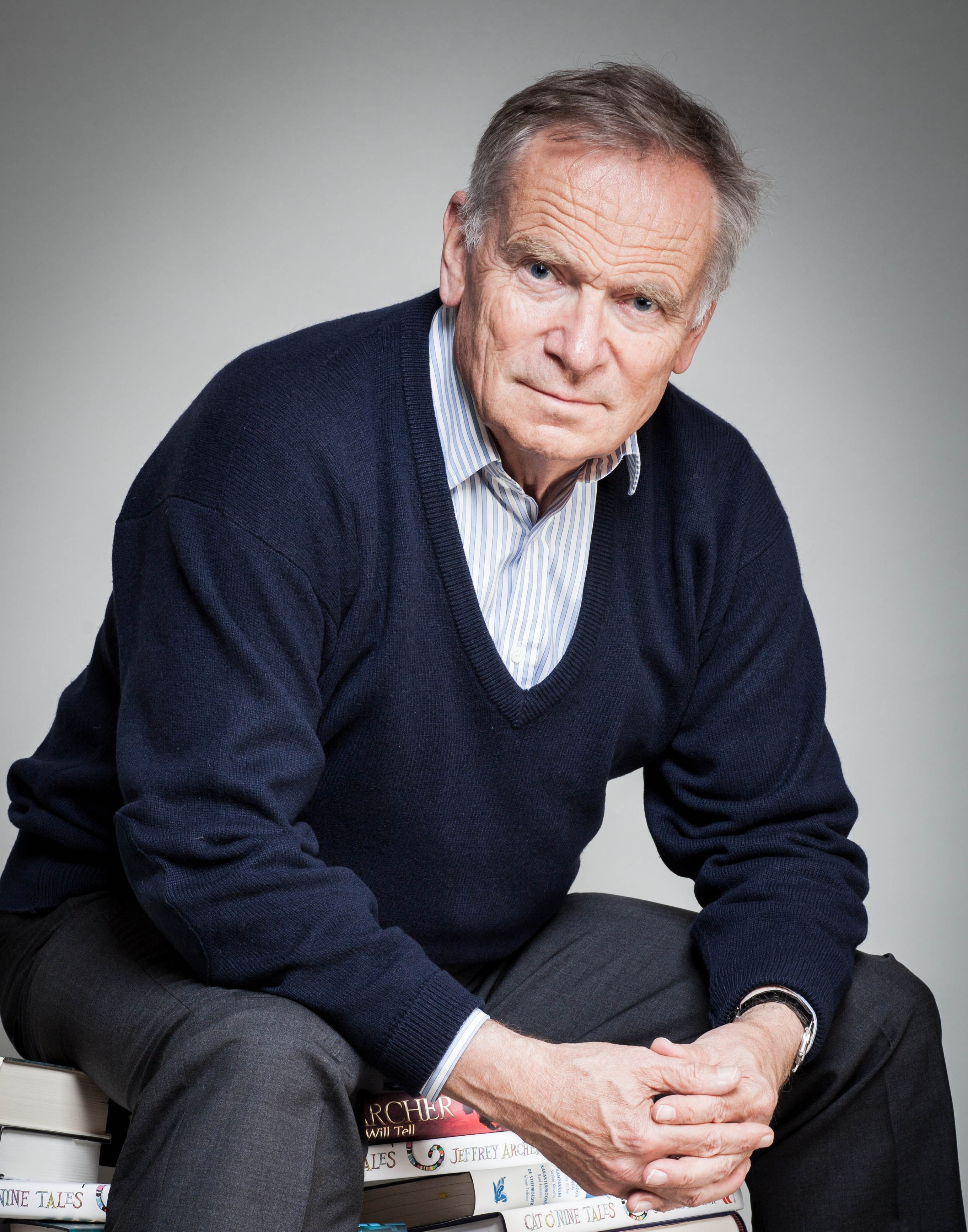 Jeffrey Archer to Launch New Clifton Chronicles Spinoff Series in ...