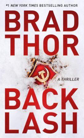 Brad Thor Releases Exclusive Sneak Peek of 'Backlash' – The