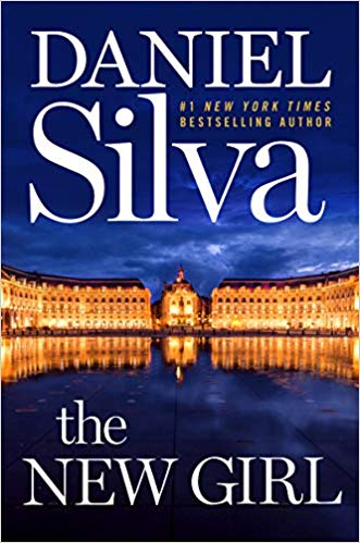 Featured Review The New Girl By Daniel Silva The Real