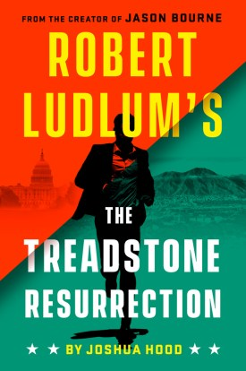 jacket TREADSTONE RESURRECTION