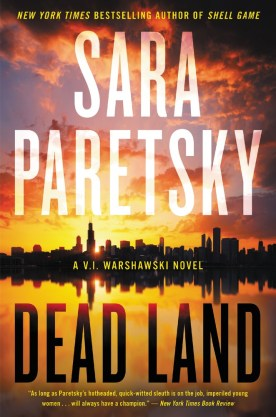 New York Times Best Sellers 2020 April Sara Paretsky's 20th V.I. Warshawski Novel to be Published in