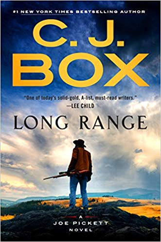New York Times Best Sellers March 2020 LONG RANGE: C.J. Box's 20th Joe Picket Novel Coming in March 2020