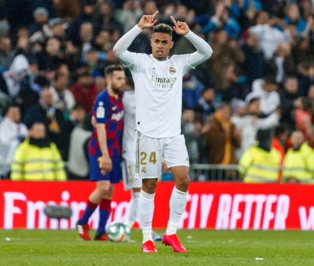 Real Madrid Mariano Diaz Has Earned The Right To Compete With