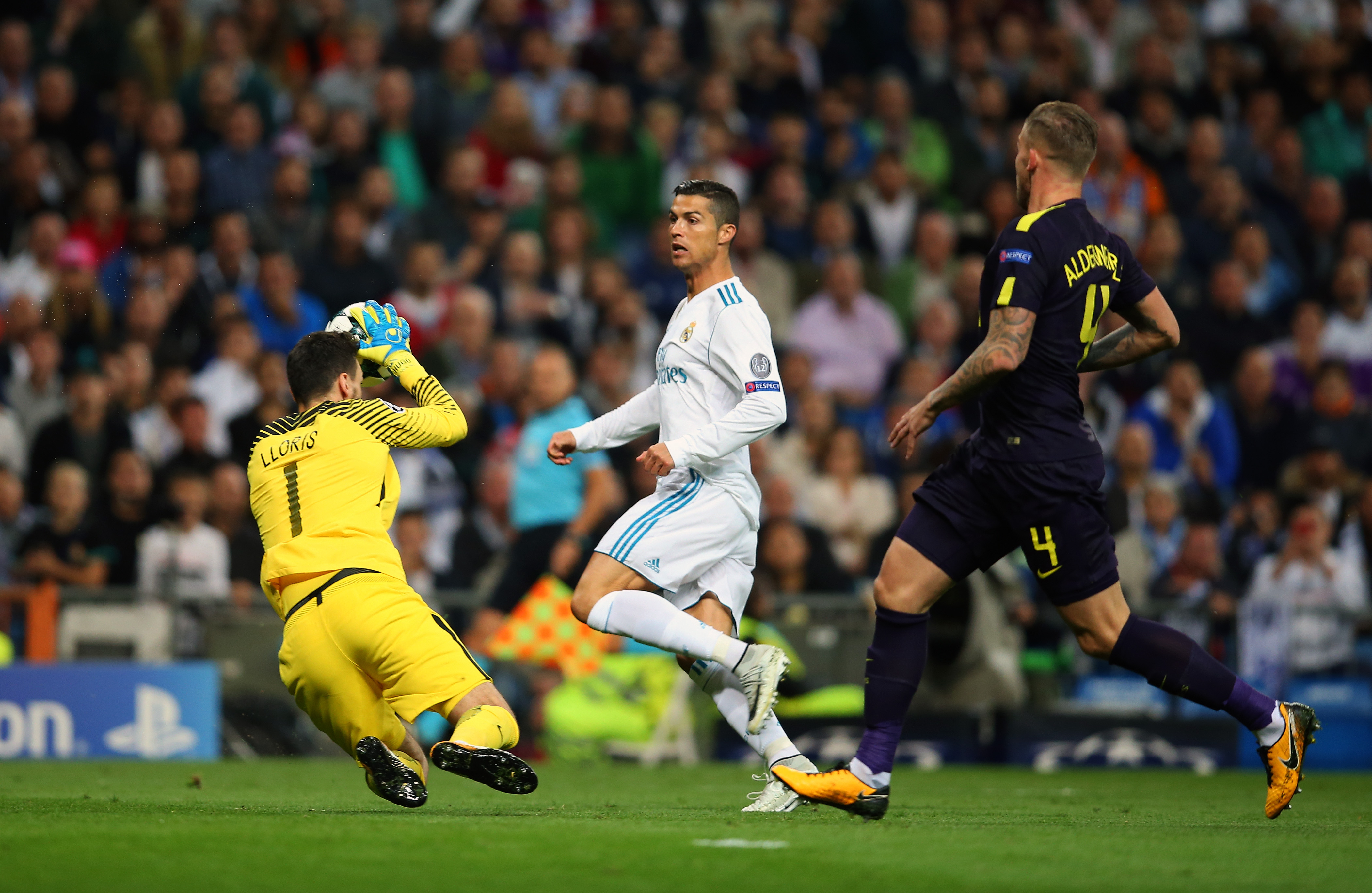 Tottenham Vs Real Madrid  Three Things To Watch In The