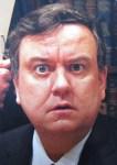 Richard McCabe's astonished look