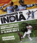 Northants v India