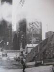 Ground Zero looking toward Deutsche Bank